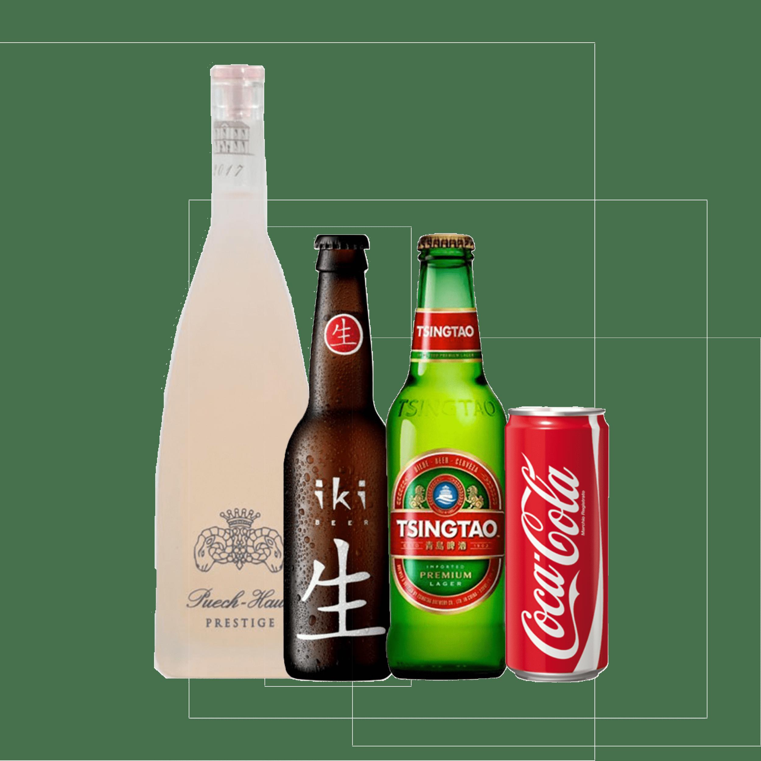 La Pagode de Jade - boissons