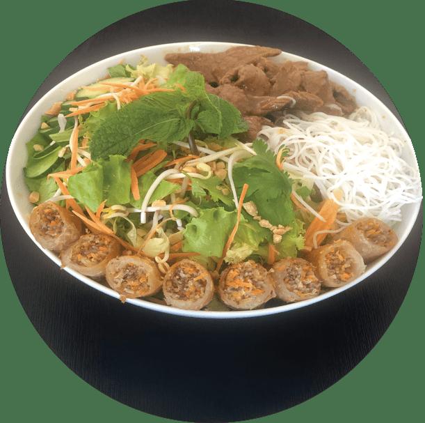 Spécialités et salades